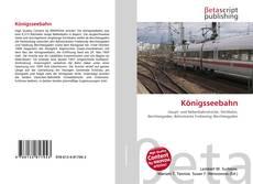 Bookcover of Königsseebahn