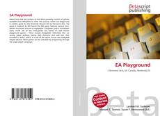 Bookcover of EA Playground