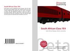 South African Class 7E4 kitap kapağı