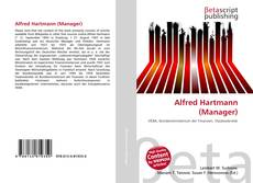 Bookcover of Alfred Hartmann (Manager)