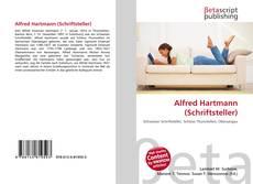 Buchcover von Alfred Hartmann (Schriftsteller)