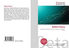 Bookcover of Robert Peary