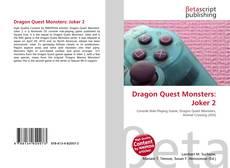 Dragon Quest Monsters: Joker 2 kitap kapağı
