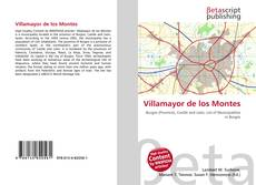 Обложка Villamayor de los Montes