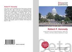Copertina di Robert P. Kennedy