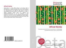 Buchcover von Alfred Henke