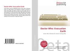 Copertina di Doctor Who: Evacuation Earth