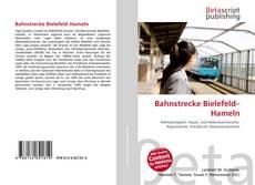 Buchcover von Bahnstrecke Bielefeld–Hameln