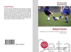 Robert Pache kitap kapağı