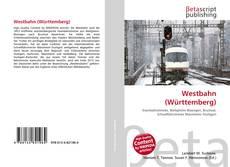 Westbahn (Württemberg)的封面