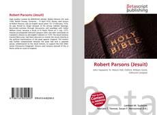 Copertina di Robert Parsons (Jesuit)