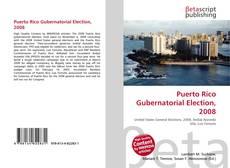 Copertina di Puerto Rico Gubernatorial Election, 2008
