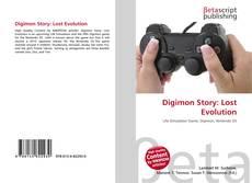 Обложка Digimon Story: Lost Evolution