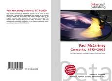 Copertina di Paul McCartney Concerts, 1973–2009