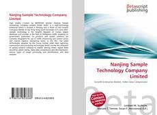 Nanjing Sample Technology Company Limited的封面