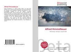 Couverture de Alfred Himmelbauer