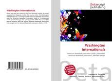 Portada del libro de Washington Internationals