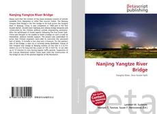 Portada del libro de Nanjing Yangtze River Bridge