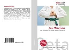 Paul Maruyama kitap kapağı