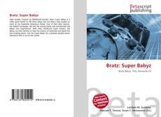 Bratz: Super Babyz kitap kapağı