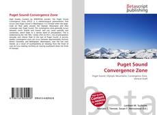 Puget Sound Convergence Zone的封面