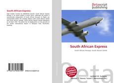 Portada del libro de South African Express