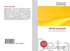Couverture de Alfred Jakoubek