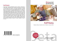 Bookcover of Puff Pastry