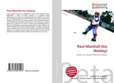 Paul Marshall (Ice Hockey) kitap kapağı