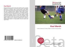 Bookcover of Paul Marsh