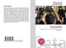 Bookcover of Puig Aubert