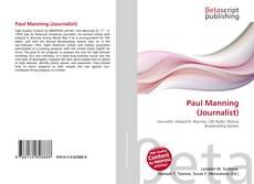 Paul Manning (Journalist) kitap kapağı
