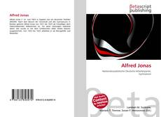 Bookcover of Alfred Jonas