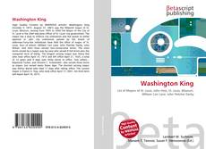 Portada del libro de Washington King