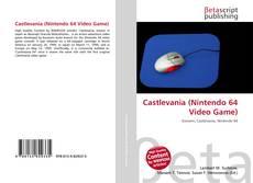 Bookcover of Castlevania (Nintendo 64 Video Game)