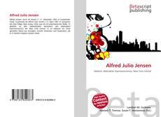 Alfred Julio Jensen kitap kapağı