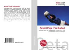 Обложка Robert Page (Footballer)