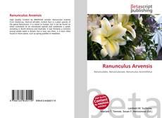 Bookcover of Ranunculus Arvensis
