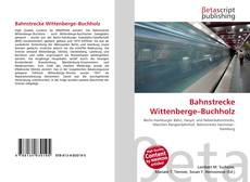 Copertina di Bahnstrecke Wittenberge–Buchholz