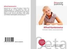 Alfred Kantorowicz的封面