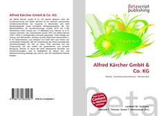 Bookcover of Alfred Kärcher GmbH & Co. KG