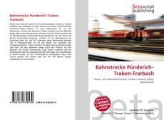 Borítókép a  Bahnstrecke Pünderich–Traben-Trarbach - hoz