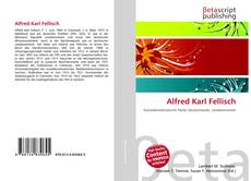 Bookcover of Alfred Karl Fellisch