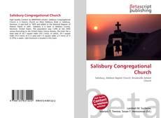 Обложка Salisbury Congregational Church