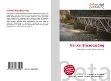 Buchcover von Nankai Broadcasting