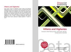 Portada del libro de Villains and Vigilantes