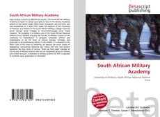 Couverture de South African Military Academy