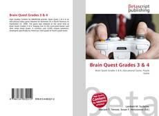 Couverture de Brain Quest Grades 3 & 4