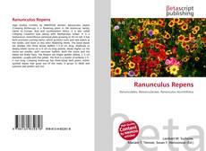 Ranunculus Repens kitap kapağı