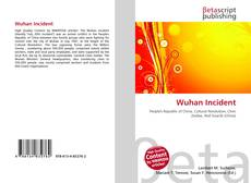 Bookcover of Wuhan Incident